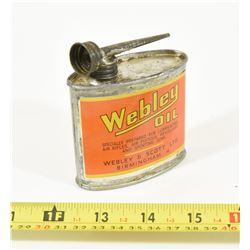 Webley Oil