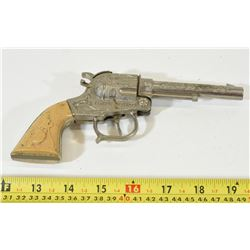 Gene Autry Diecast Toy Cap Gun
