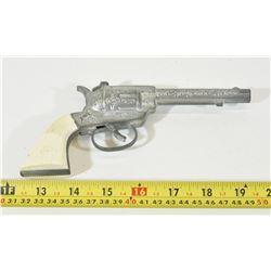 Young Buffalo Bill Diecast Toy Cap Gun