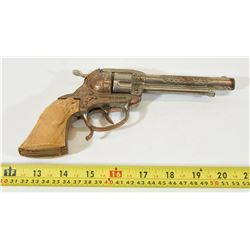 Wild Bill Hickok Diecast Toy Cap Gun