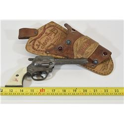 Gene Autry Diecast Toy Cap Gun