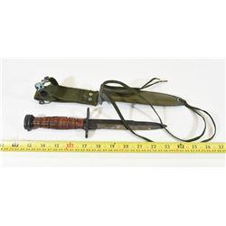KIFFE JAPAN M4 M1 Carbine Bayonet