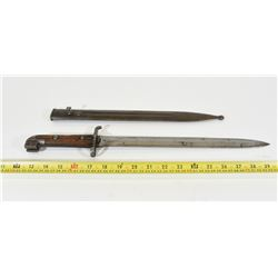Swedish m/1914 Bayonet