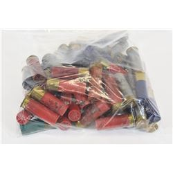 Approximately 125 Rounds Assorted 12ga Ammunition