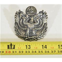 Civil Air Patrol Cap Badge
