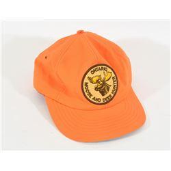 Ontario Large Game Safety Orange Hat