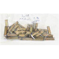 42 Pieces 30Carbine Brass