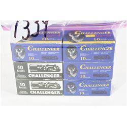 Sixty 12 Guage Challenger Slugs