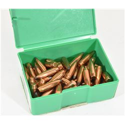 59 Pieces Sierra 270cal .277dia Bullets