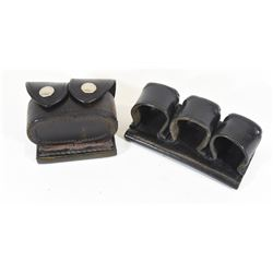 2 Speed Loader Holsters