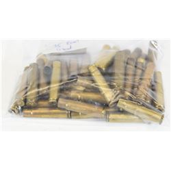 45 Pieces of 35 Remington Used Brass