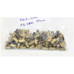 112 Pieces of 32 S&W Short Brass