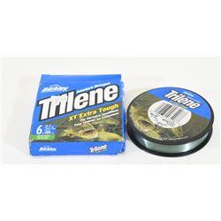 Trilene 6lb 400yd Low Vis Green Fishing Line