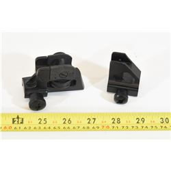 Picatinny Rail Mount Peep Sight