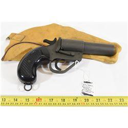 Pyrotechnic Signal Pistol