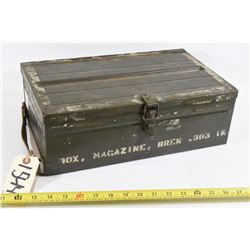 Bren Gun Ammunition Crate for 303Brit Ammunition