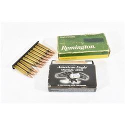 50 Rounds 223Rem Ammunition