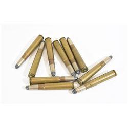 10 Rounds 9x56 Mannlicher Schoenauer Ammunition