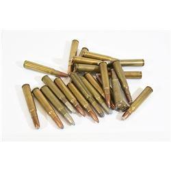 22 Rounds 8mm Mauser Ammunition
