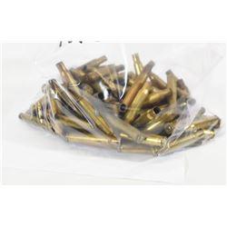75 Pieces 30-06SPRG Brass