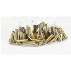 58 Pieces Once Fired 45-70 Brass