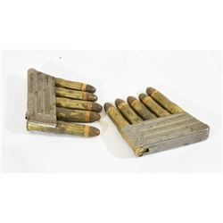 10 Rounds 43 Mauser Paper Patch Ammo