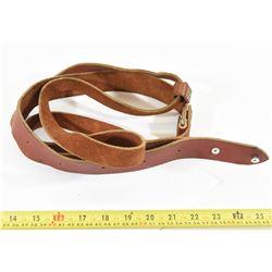"""45"""" Leather Shoulder Harness Sling"""