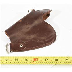 Leather Revolver Holster