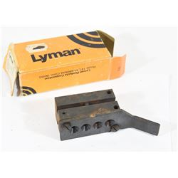 Lyman 38 Cal. Bullet Mold