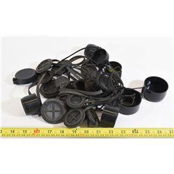 Box Lot Scope Lens Covers