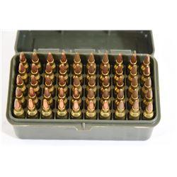 50 Rounds 204Ruger Ammunition