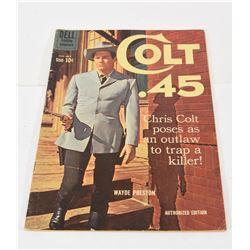 1960 Colt 45 Comic Book