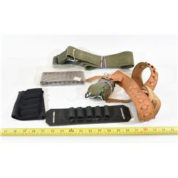 Box Lot Shooting Belts