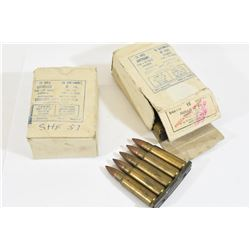 40 Rounds 7.62x45 FMJ Ammo