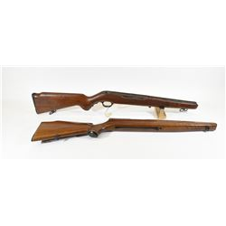 Wooden Gun Stocks