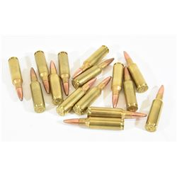 15 Rounds Remington 300 Short Mag. Factory Ammo