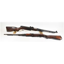 Two Chinese Arrow .177cal Pellet Rifles