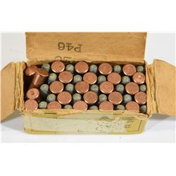 48 Rounds Canuck 32 Long Rimfire 80gr RN