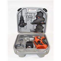 Black & Decker Firestorm Tool Kit