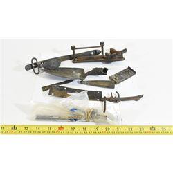 Box Lot Gun Parts