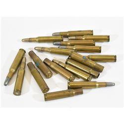 25Rem Ammunition and 32Rem Brass