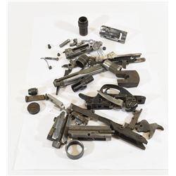 Box Lot Assorted Gun Parts