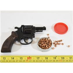 22cal Starter Pistol with Tin of Blanks