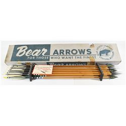 12 Bear X-400 Arrows