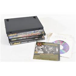 10 Various DVD's