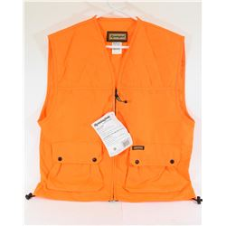 Like New Remington Safety Orange Vest