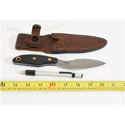 Knife & SHarpener