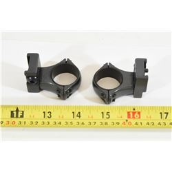"Set of Tikka 1"" Scope Rings"