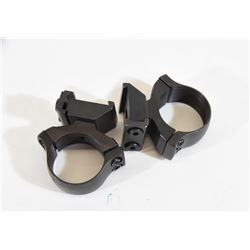 "Set of CZ 550 1"" Scope Rings"
