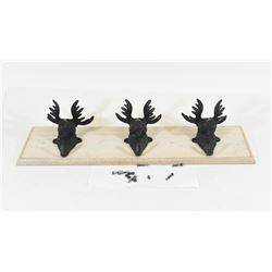 Moose Coat Hanger Rack